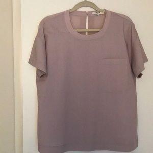 Madewell Silk/Cotton top